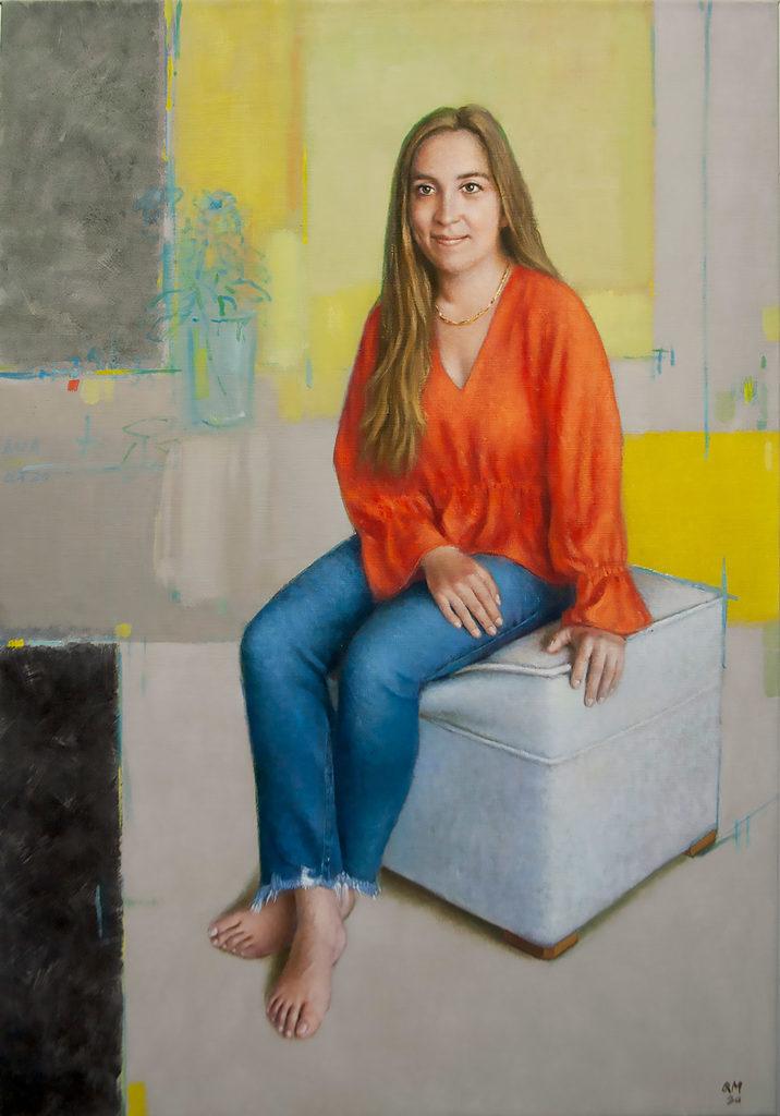 El retrato de QUINTANA MARTELO