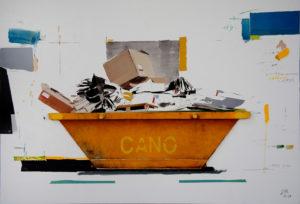 Manuel Quintana Martelo. Containers.