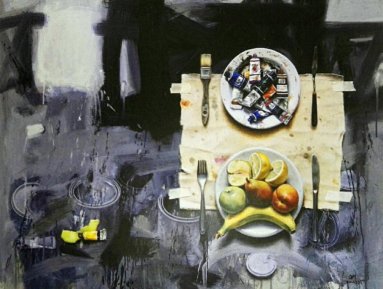 Manuel Quintana Martelo pintor