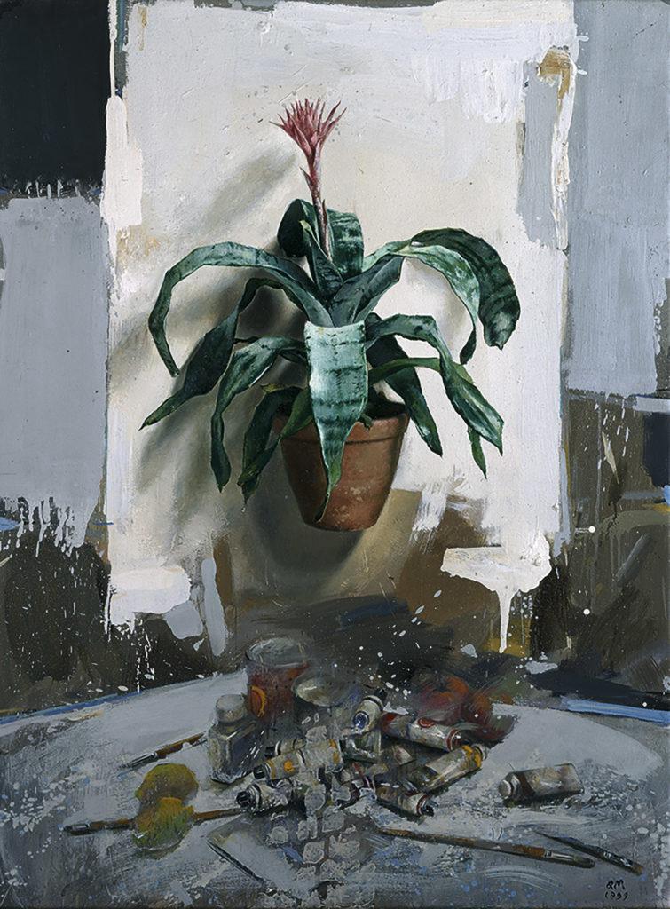 Quintana Martelo pintor español