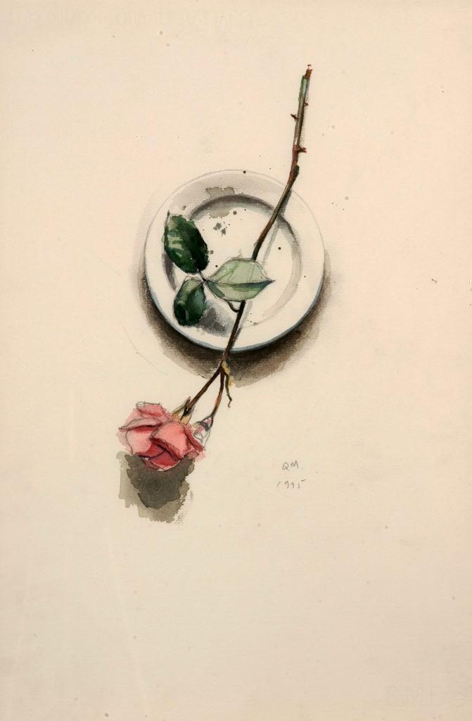 Quintana Martelo, artista plástico en Nueva York.