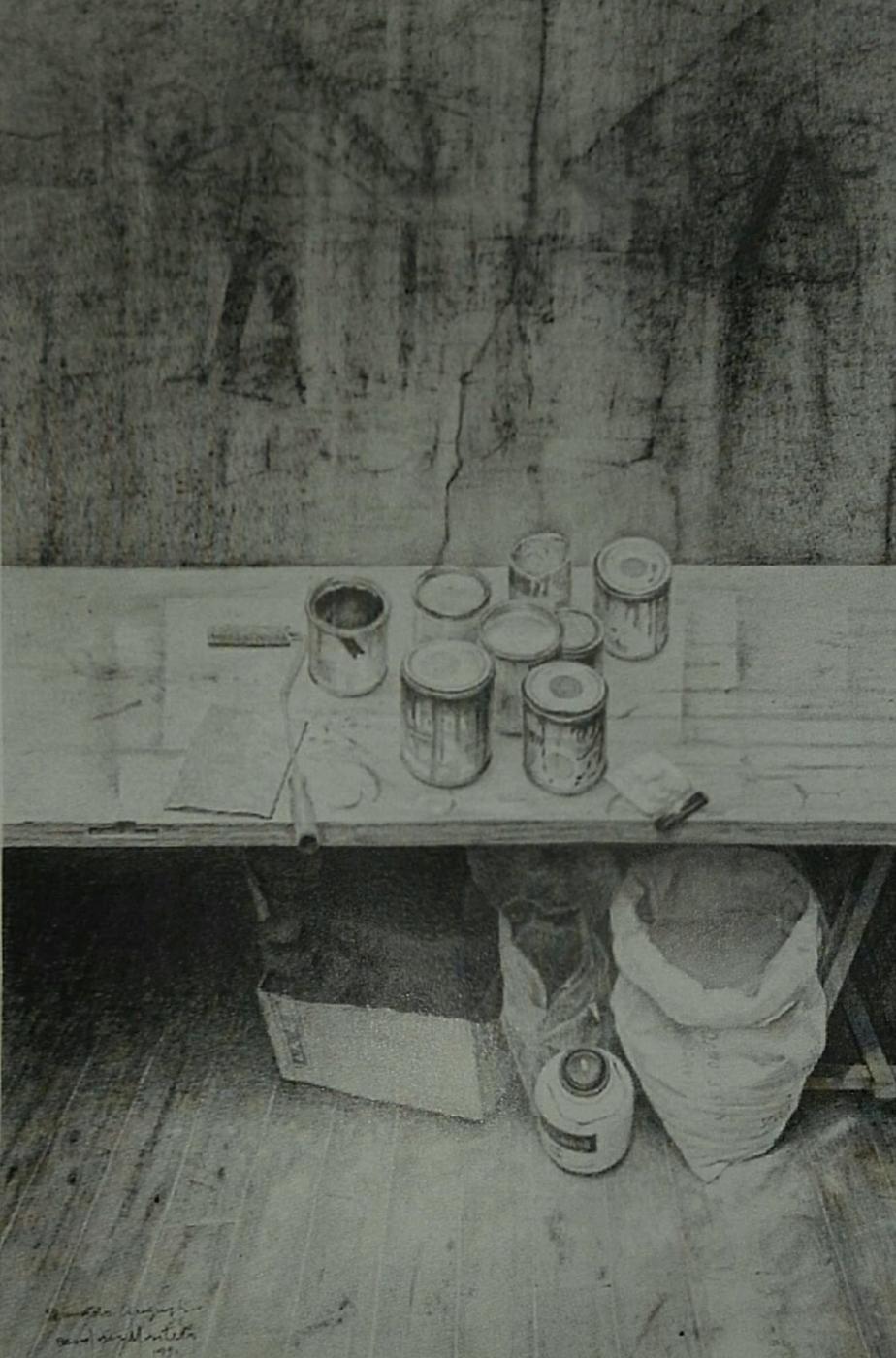 Dibujos de Manuel Quintana Martelo.