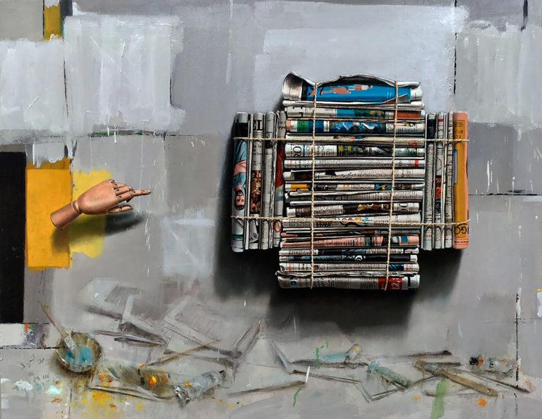 Obras de arte contemporáneo, Quintana Martelo.
