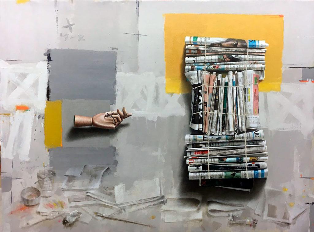 Quintana Martelo obras pintor