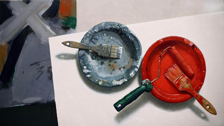 Quintana Martelo artista plástico