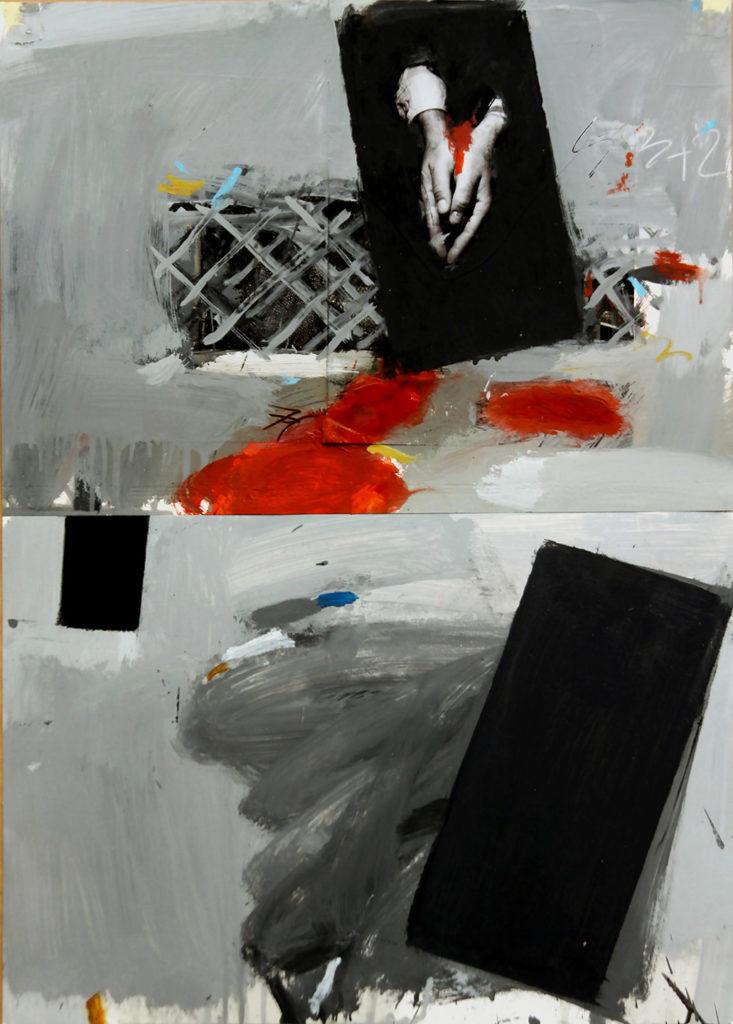 Quintana Martelo, exposición Memoria.