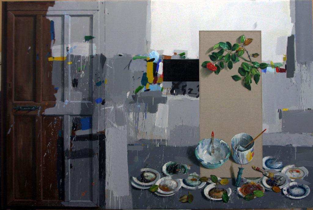Quintana Martelo obras pintura