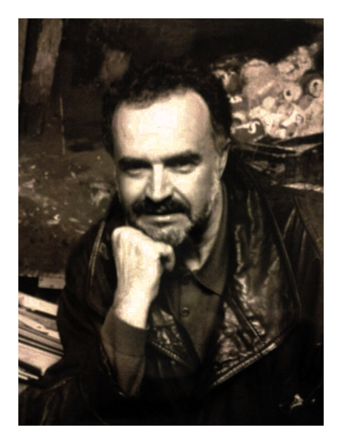 El artista plástico Manuel Quintana Martelo.