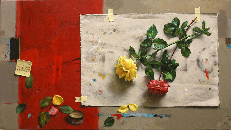 Quintana Martelo pintura