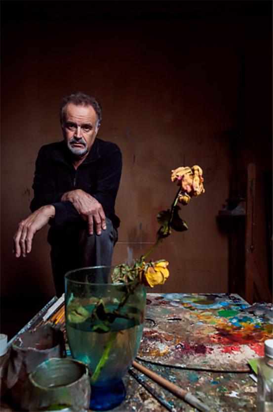Manuel Quintana Martelo. Fotografía Ramón Vaamonde.