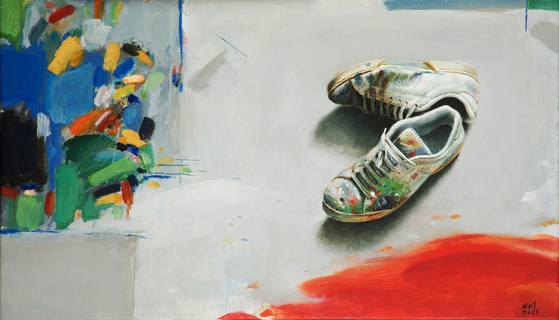 Quintana Martelo pintor.