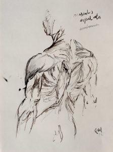 Quintana Martelo, artista plástico español.