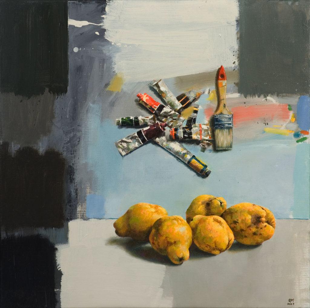 Quintana Martelo pintura obras