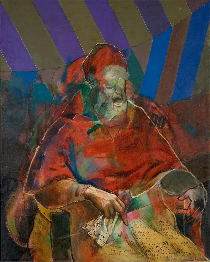 Manuel Quintana Martelo, pintor y escultor español.
