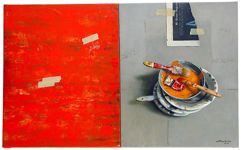 Quintana Martelo, pintura.