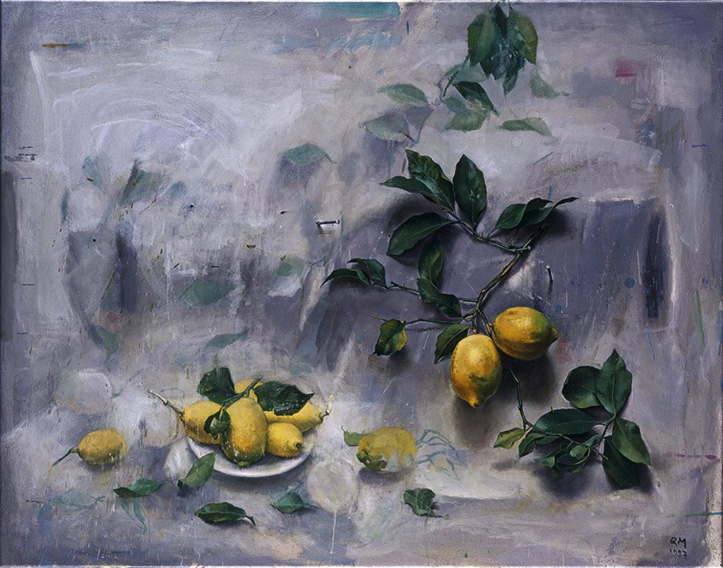 el pintor Manuel Quintana Martelo