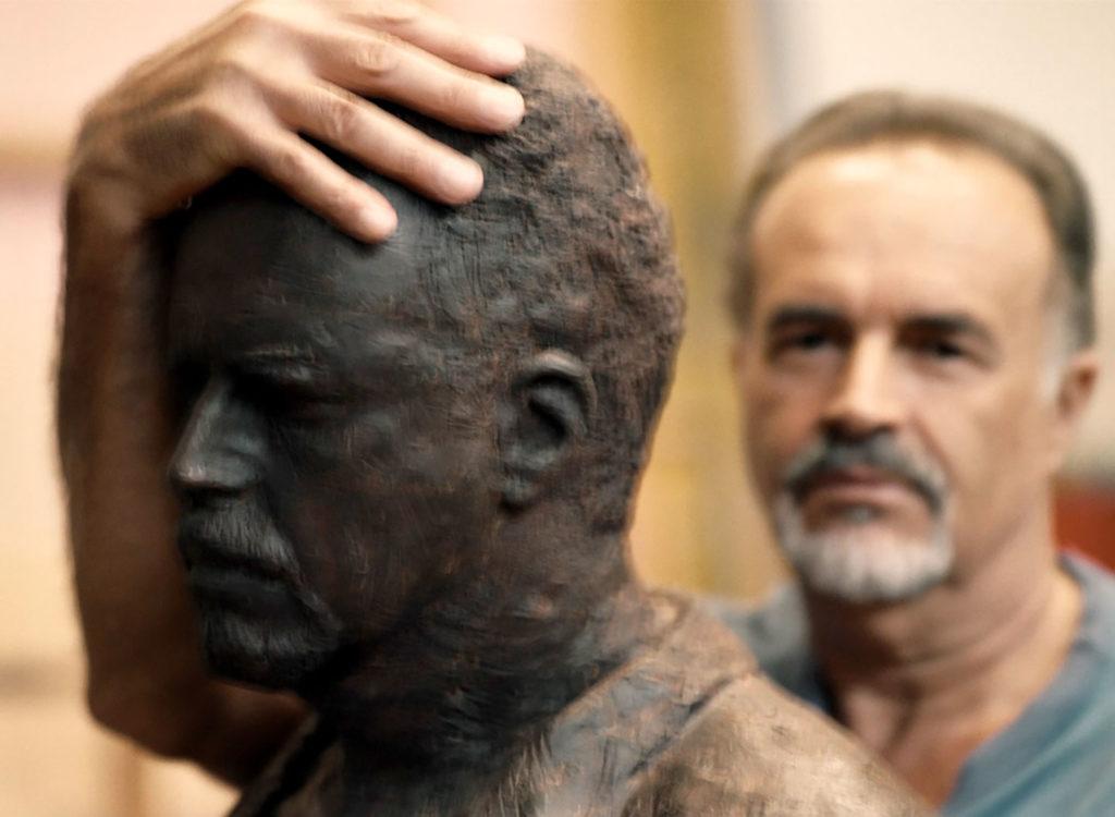 Quintana Martelo obras en escultura.