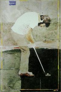 Quintana Martelo, pintor español.