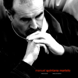 Portada catálogo Quintana Martelo.