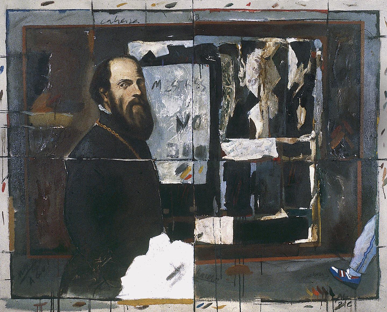 Manuel Quintana Martelo, artista plástico espñaol.
